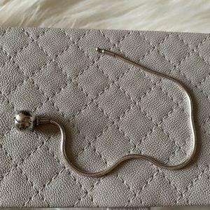 Pandora ESSENCE Sterling Silver Bracelet